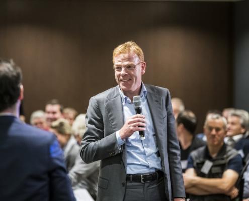 Stakeholder dialoog Eindhoven Joost Meijs november 2018